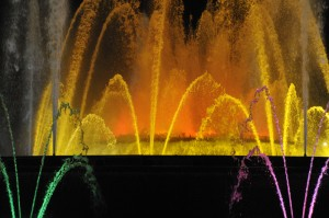 Fontana di Montjuic