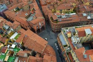 Alessandro Bernardini - Bologna dalla torre