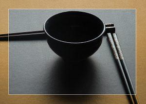 Graziella Luccarini - colazione  a  Tokio