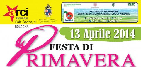 Festa di primavera al circolo Benassi di Bologna – 13 aprile 2014