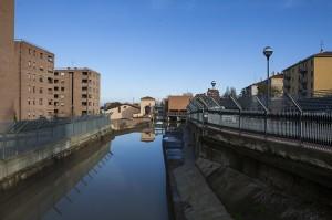Canale Reno Croce