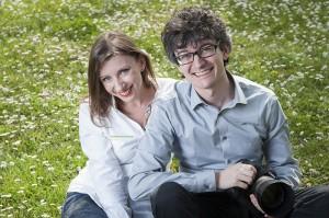 Stefano e Iza