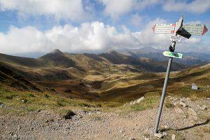 2. Alta via dei parchi-trekking sull'appennino
