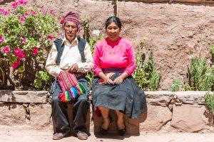 Perù - Gente del Titicaca