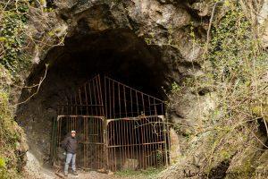 Ex-cava di gesso di Monte Rocca